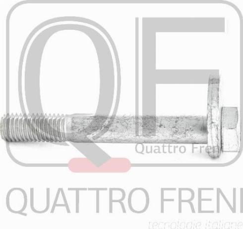 Quattro Freni QF00X00032 - Болт, установка управляемых колес car-mod.com