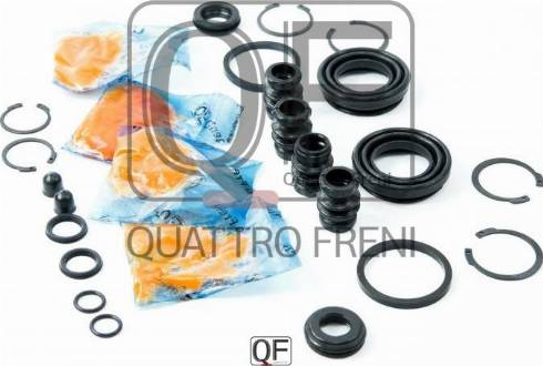 Quattro Freni QF00Z00041 - Ремкомплект, тормозной суппорт avtokuzovplus.com.ua