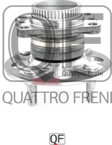 Quattro Freni QF04D00046 - Ступица колеса autodnr.net