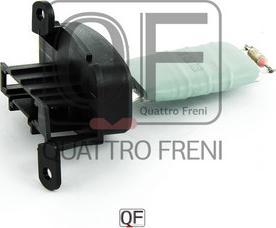 Quattro Freni QF10Q00031 - Сопротивление, вентилятор салона autodnr.net