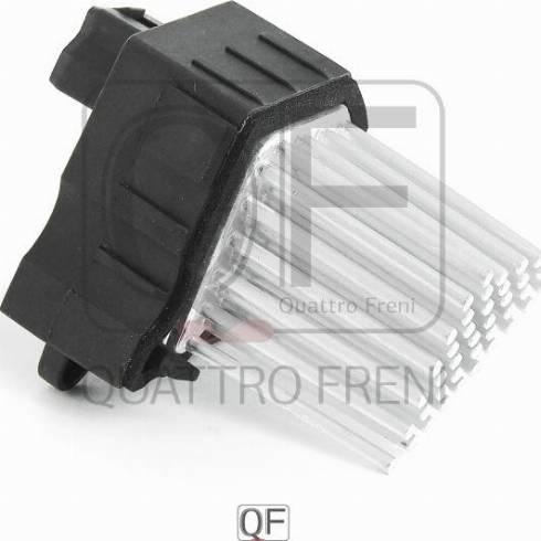 Quattro Freni QF10Q00057 - Регулятор, вентилятор салона car-mod.com