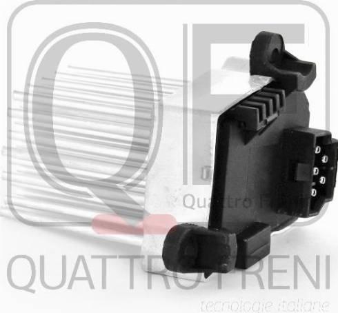 Quattro Freni QF10Q00060 - Регулятор, вентилятор салона car-mod.com