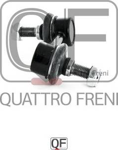 Quattro Freni QF13D00144 - Тяга / стойка, стабилизатор autodnr.net