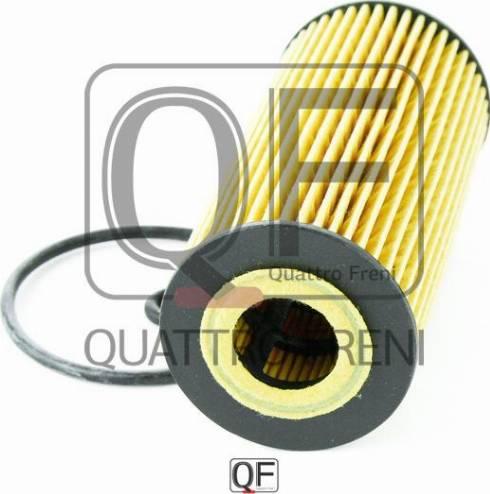 Quattro Freni QF14A00133 - Масляный фильтр autodnr.net