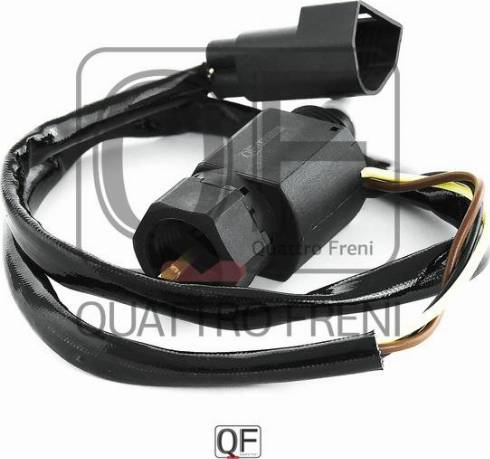 Quattro Freni QF31B00005 - Датчик скорости, спидометра avtokuzovplus.com.ua