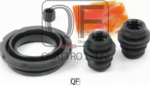 Quattro Freni QF41F00067 - Ремкомплект, тормозной суппорт avtokuzovplus.com.ua