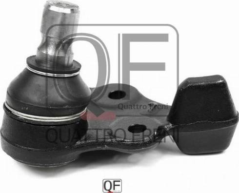 Quattro Freni QF50D00283 - Шаровой шарнир, осевая опора autodnr.net