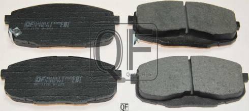 Quattro Freni QF67602 - Тормозные колодки, дисковые car-mod.com