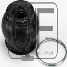 Quattro Freni QF70D00002 - Шаровая опора, несущий / направляющий шарнир car-mod.com