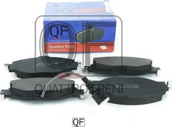 Quattro Freni QF85816 - Тормозные колодки, дисковые car-mod.com