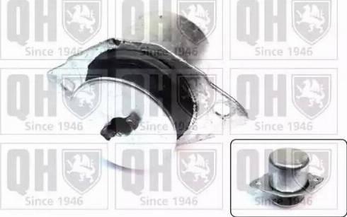 Quinton Hazell EM1828 - Підвіска, ступінчаста коробка передач autocars.com.ua