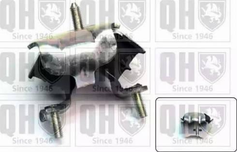 Quinton Hazell EM2249 - Подушка, підвіска двигуна autocars.com.ua