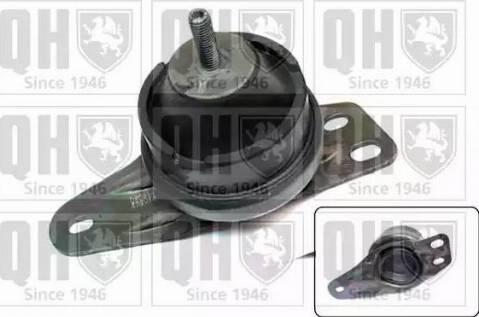 Quinton Hazell EM4491 - Подушка, підвіска двигуна autocars.com.ua