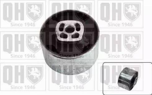 Quinton Hazell EM4506 - Подушка, опора, подвеска двигателя car-mod.com