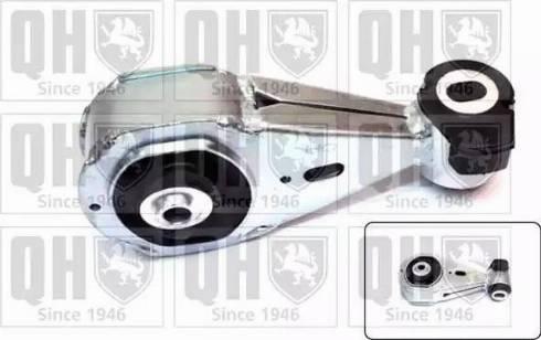 Quinton Hazell EM4534 - Подушка, підвіска двигуна autocars.com.ua