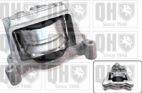 Quinton Hazell EM4727 - Подушка, подвеска двигателя car-mod.com