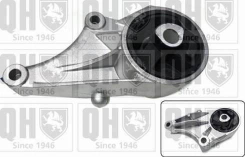 Quinton Hazell EM4842 - Подушка, підвіска двигуна autocars.com.ua