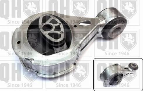 Quinton Hazell EM4852 - Подушка, підвіска двигуна autocars.com.ua