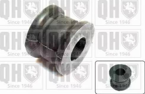 Quinton Hazell EMB7036 - Втулка стабілізатора, нижній сайлентблок autocars.com.ua