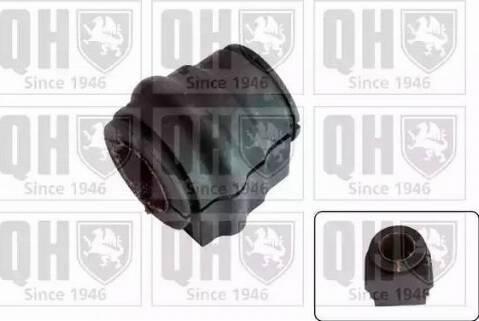 Quinton Hazell EMB7198 - Втулка стабілізатора, нижній сайлентблок autocars.com.ua