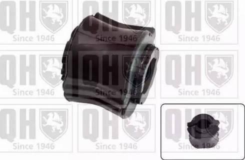 Quinton Hazell EMB7233 - Втулка стабілізатора, нижній сайлентблок autocars.com.ua