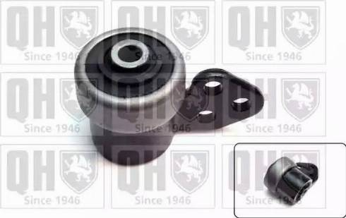 Quinton Hazell EMS8078 - Сайлентблок, рычаг подвески колеса car-mod.com
