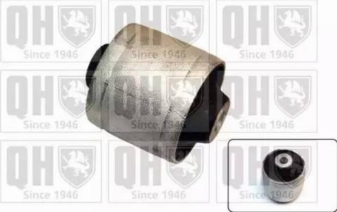 Quinton Hazell EMS8501 - Сайлентблок, рычаг подвески колеса car-mod.com