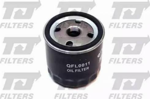 Quinton Hazell QFL0011 - Масляний фільтр autocars.com.ua