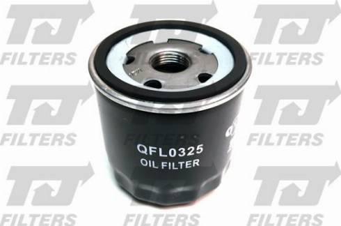 Quinton Hazell QFL0325 - Масляний фільтр autocars.com.ua