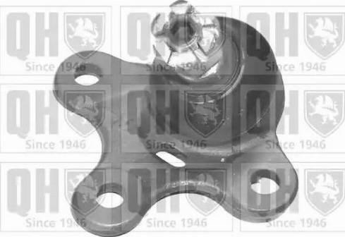 Quinton Hazell QSJ1413S - Шаровая опора, несущий / направляющий шарнир car-mod.com