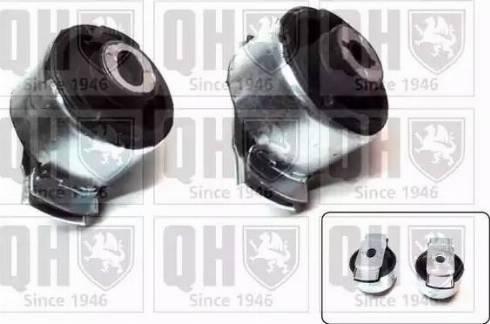 Quinton Hazell QSK275S - Ремкомплект, балка моста car-mod.com