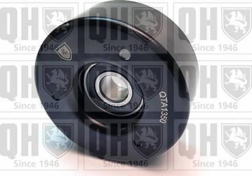 Quinton Hazell QTA1350 - Натяжна ролик, поліклинові ремінь autocars.com.ua