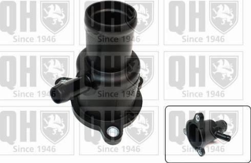 Quinton Hazell QTH841CF - Фланец охлаждающей жидкости car-mod.com