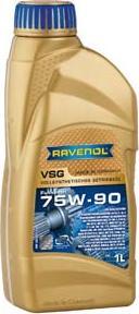 Ravenol 1221101-001-01-999 - Масло ступенчатой коробки передач autodnr.net