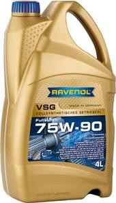 Ravenol 1221101-004-01-999 - Масло ступенчатой коробки передач autodnr.net