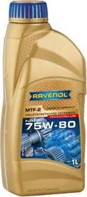 Ravenol 1221103-001-01-999 - Масло ступенчатой коробки передач autodnr.net