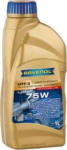 Ravenol 1221104-001-01-999 - Масло ступенчатой коробки передач autodnr.net
