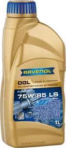 Ravenol 1221107-001-01-999 - Масло ступенчатой коробки передач autodnr.net