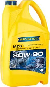 Ravenol 1223105-004-01-999 - Масло ступенчатой коробки передач autodnr.net