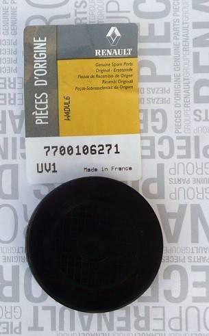 RENAULT 7700106271 - Заглушка, ось коромысла-монтажное отверстие autodnr.net