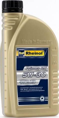 Rheinol 5w30dx-1 - Масло раздаточной коробки autodnr.net