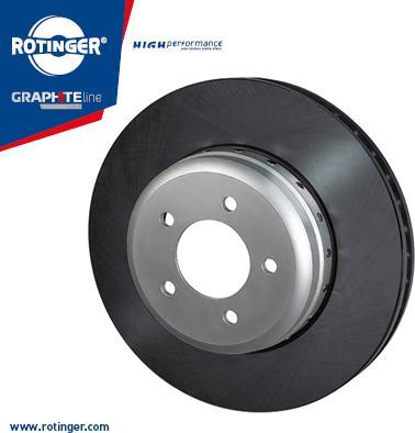 Rotinger RT 71012HP-GL - Тормозной диск autodnr.net