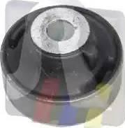 RTS 017-02385 - Сайлентблок, рычаг подвески колеса car-mod.com
