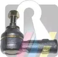 RTS 91-00182 - Наконечник рульової тяги, кульовий шарнір autocars.com.ua