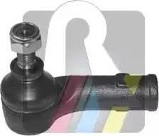 RTS 91-00958-2 - Наконечник рульової тяги, кульовий шарнір autocars.com.ua