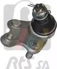 RTS 93-02557 - Шаровая опора, несущий / направляющий шарнир car-mod.com