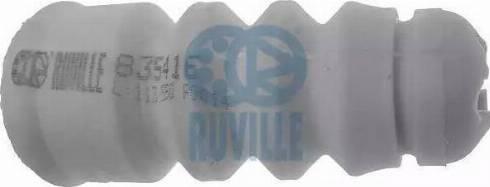Ruville 835416 - Відбійник, буфер амортизатора autocars.com.ua