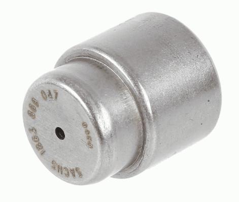 SACHS 1863 869 047 - Центрирующий опорный подшипник, система сцепления car-mod.com