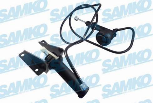 Samko M30148K - Главный / рабочий цилиндр, система сцепления avtokuzovplus.com.ua