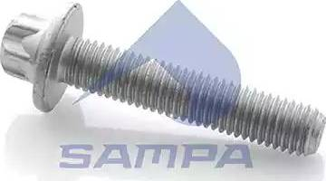 Sampa 020067 - Болт, выпускной коллектор autodnr.net